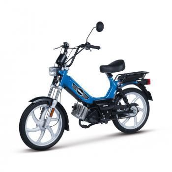Betere tomos e-start euro 4 2018 - Verkroost Scooters XF-78